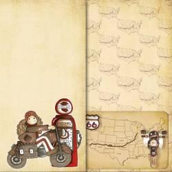 Colección Route 66