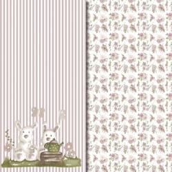 Colección Elena papeles digitales scrapbook