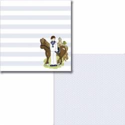 """Colección """"Comunión Niños"""" papeles scrapbooking"""