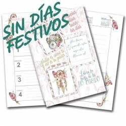 Interior Agenda Sin Festivos