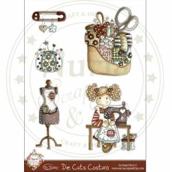 Die Cuts Costura